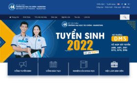 Ufm.edu.vn thumbnail