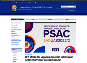 Uft.edu.br thumbnail