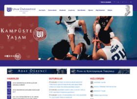 Ufuk.edu.tr thumbnail