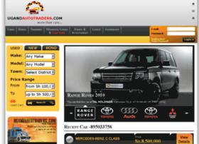 Ugandautotraders.com thumbnail
