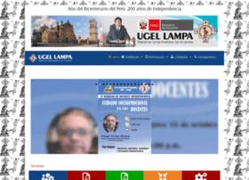Ugellampa.edu.pe thumbnail