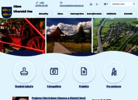 Uhorskaves.sk thumbnail