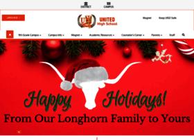 Uhs.unitedisd.org thumbnail