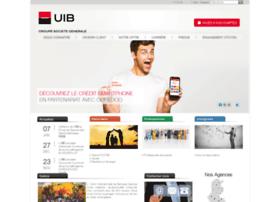 Uib.com.tn thumbnail