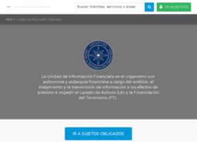 Uif.gov.ar thumbnail