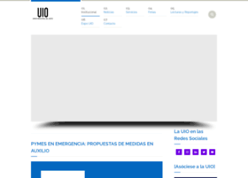 Uio.org.ar thumbnail