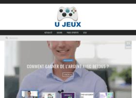 Ujeux.fr thumbnail