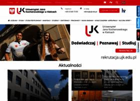 Ujk.edu.pl thumbnail