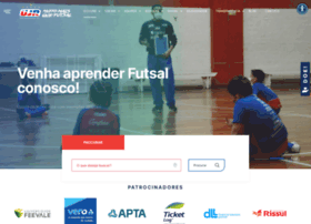 Ujrfutsal.com.br thumbnail
