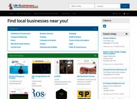 Uk-businesses.co.uk thumbnail