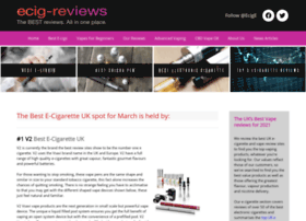 Uk-ecig-reviews.co.uk thumbnail