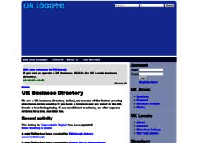 Uk-locate.co.uk thumbnail