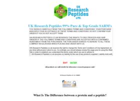 Uk-research-peptides.co.uk thumbnail