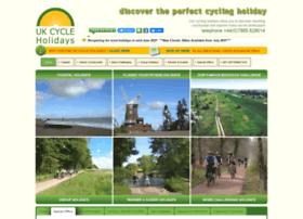 Ukcyclingholidays.co.uk thumbnail