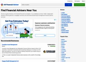 Ukfinancialadviser.co.uk thumbnail