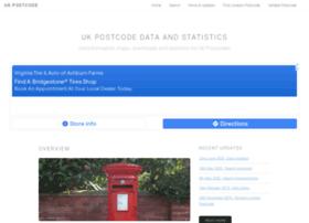 Ukpostcode.co.uk thumbnail