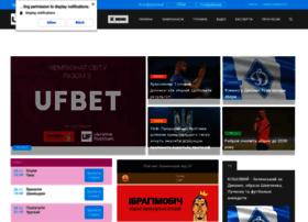 Ukrainefootball.net thumbnail