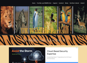 Ukwildlifeparks.co.uk thumbnail