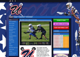 Ulacrosse.org thumbnail