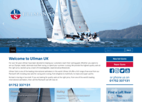 Ullmansails.co.uk thumbnail