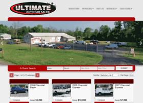 Ultimateautocarsales.net thumbnail