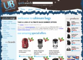 Ultimatebags.co.uk thumbnail