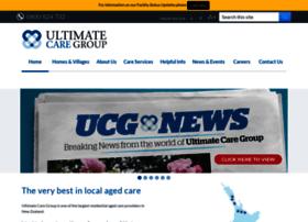 Ultimatecare.co.nz thumbnail