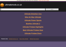Ultimatemods.co.uk thumbnail