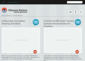 Ultimatepolitics.net thumbnail