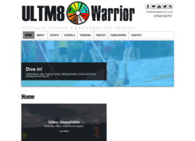 Ultm8warrior.co.uk thumbnail