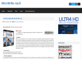 Ultra-hd-blu-ray.fr thumbnail