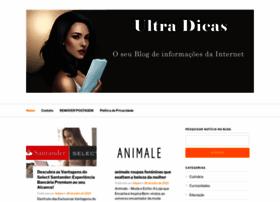 Ultradicas.com.br thumbnail