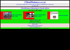 Ultradistance.co.za thumbnail