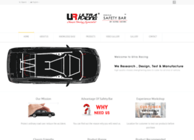 Ultraracing.com.my thumbnail