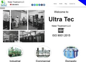 Ultratec-uae.com thumbnail