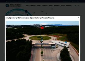 Uludag.edu.tr thumbnail