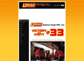 Umaccargo.net thumbnail