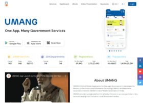 Umang.gov.in thumbnail