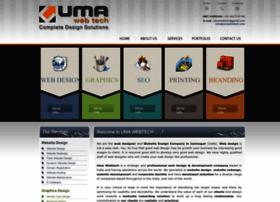 Umawebtech.com thumbnail