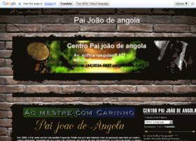 Umbandapaijoaodeangola.com.br thumbnail