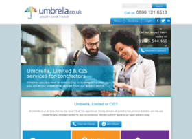 Umbrella.co.uk thumbnail