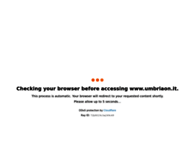 Umbriaon.it thumbnail