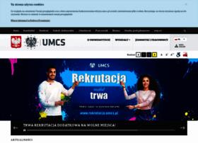 Umcs.pl thumbnail