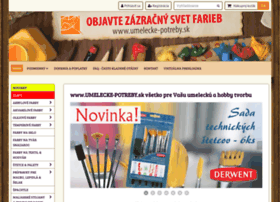 Umelecke-potreby.sk thumbnail