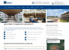 Umis.babcock.edu.ng thumbnail