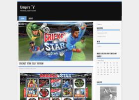 Umpires.tv thumbnail
