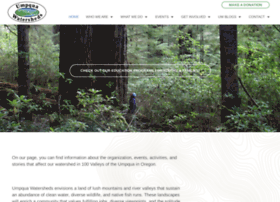 Umpqua-watersheds.org thumbnail