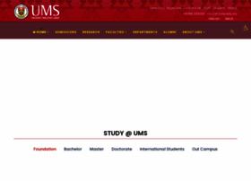 Ums.edu.my thumbnail