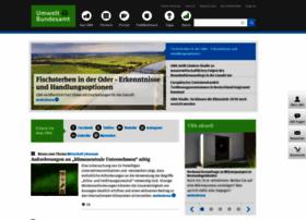 Umweltbundesamt.de thumbnail