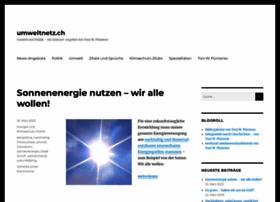 Umweltnetz.ch thumbnail